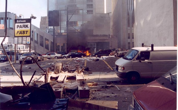 The Aftermath Of September 11th (23 pics)