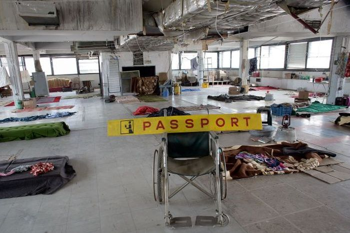 Athens Has An Amazing Abandoned Airport (33 pics)