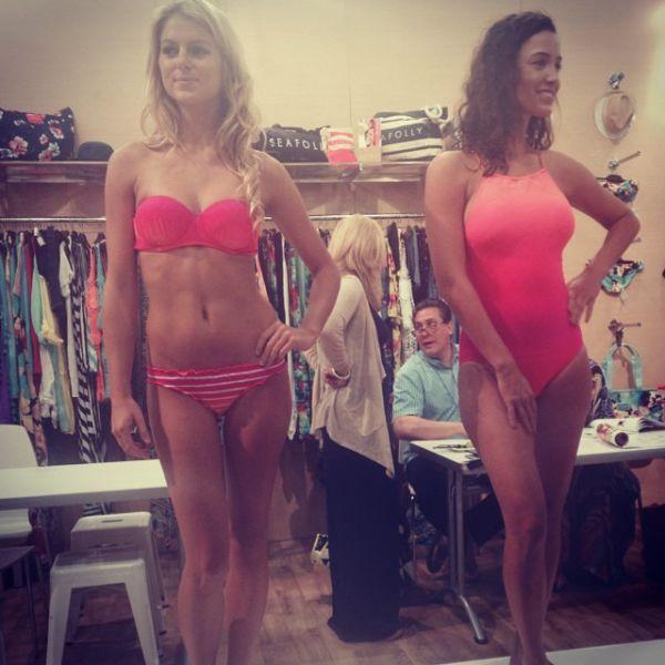 The Beautiful Bikini Babes Of Miami Swim Week (42 pics)