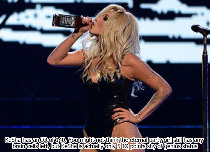 17 Strange But True Facts About Celebrities (17 pics)