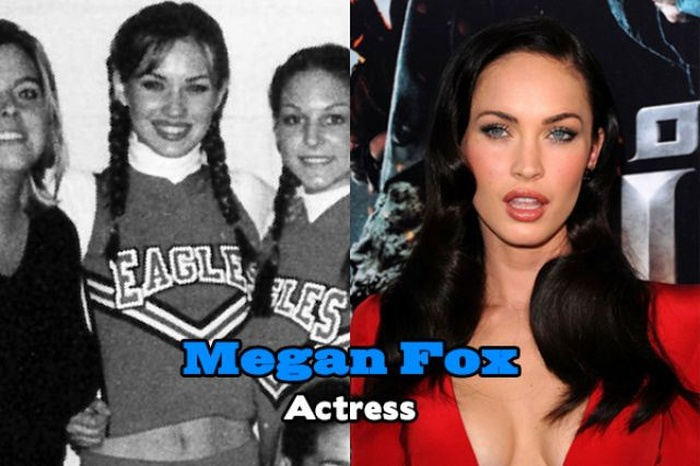 High School Cheerleaders Who Turned Into Celebrities (30 pics)