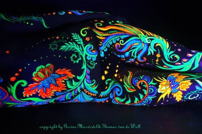These Body Paintings Will Blow You Away (28 pics)
