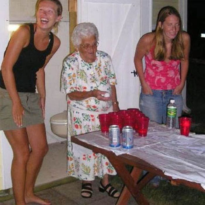 Old People That Know How To Party Hard (47 pics)