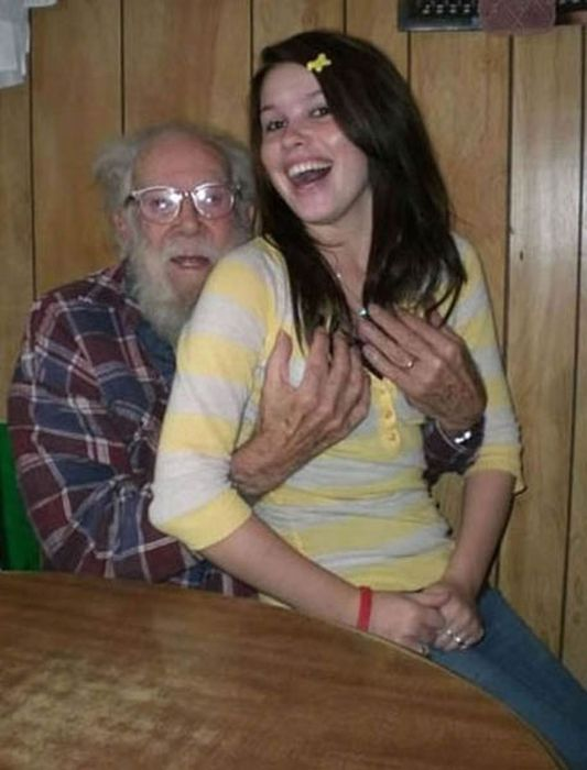 Old People That Know How To Party Hard 47 Pics-6259