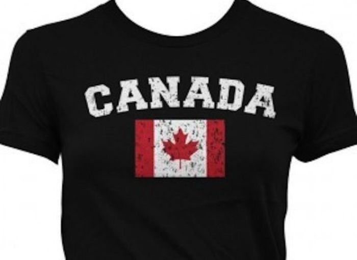 Wear Your Canada Shirt With Pride (11 pics)