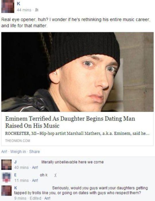 When People Think The Onion Is Real (33 pics)
