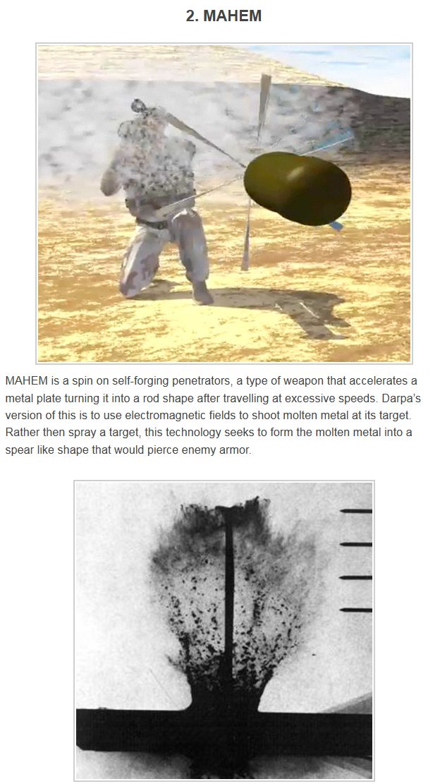 10 Deadly Futuristic Weapons (10 pics)