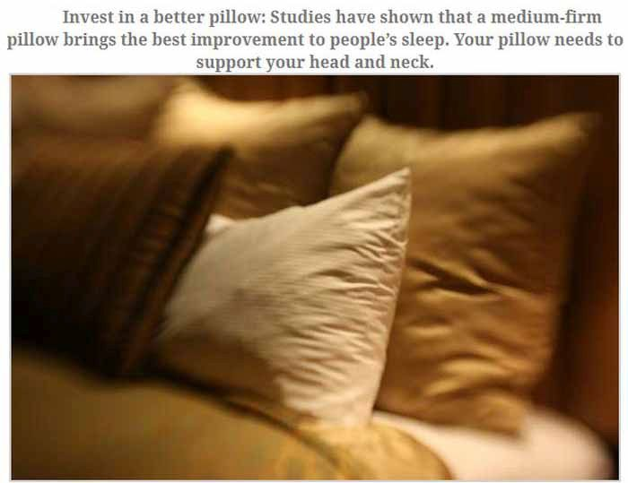 13 Tips That Will Help You Sleep Better (13 pics)