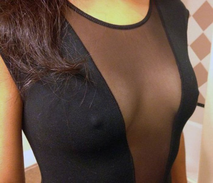 Mesh Clothing On Hot Women Is A Miracle (50 pics)