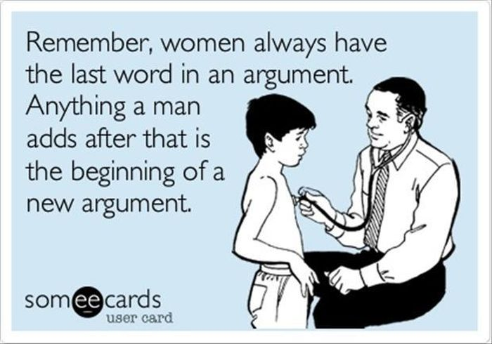 Women's Logic Will Never Be Explained (28 pics)