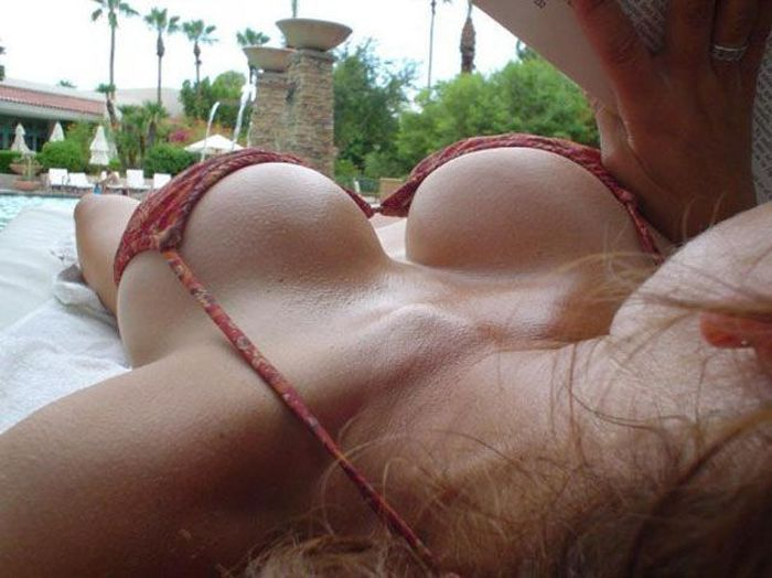 Boobs From A Woman's Point Of View (38 pics)