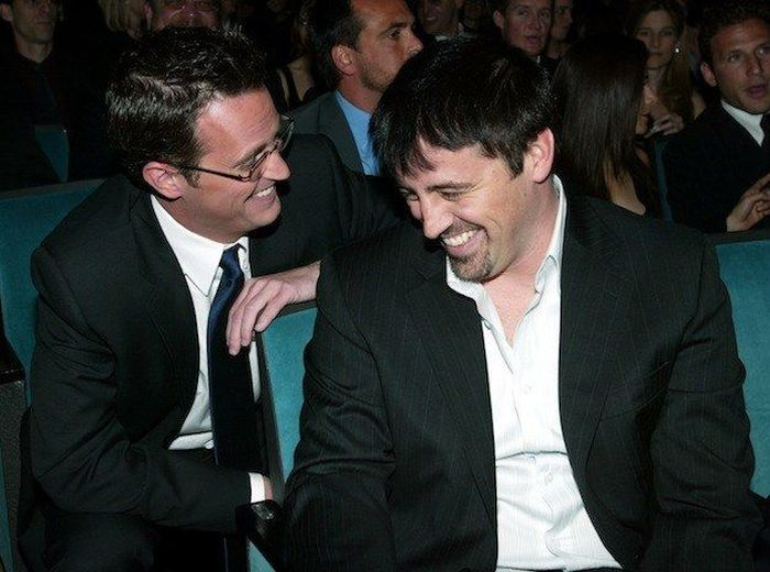 "Nice To See The Cast Of ""Friends"" Are Really Friends (13 pics)"