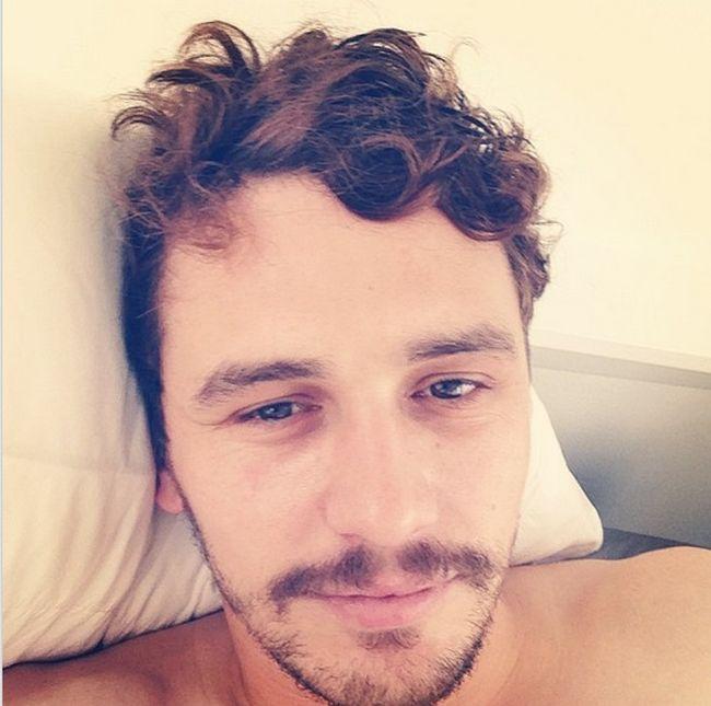 James Franco Takes A Lot Of Selfies (39 pics)