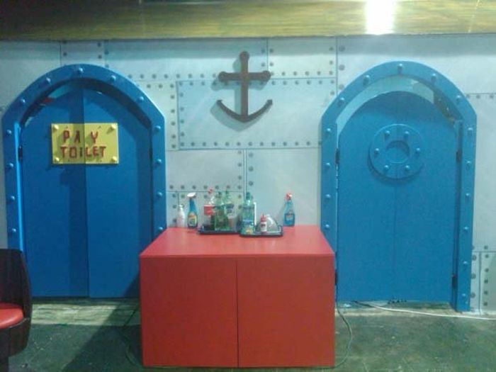 The Krusty Krab From Spongebob Is Opening Soon (6 pics)