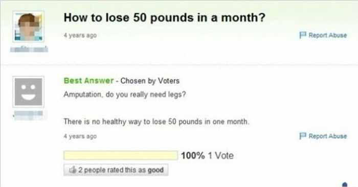 The Best of Yahoo Answers! Part 3 (26 pics)