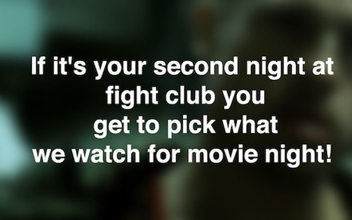 The Rules Of Fight Club Are Finally Revealed (20 pics)
