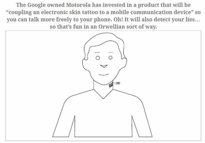 Is Google Plotting World Domination? (11 pics)
