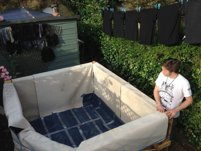 Homemade DIY Hot Tub (22 pics)