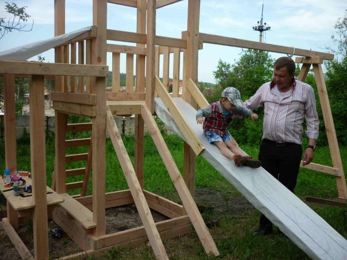 How To Build Your Own Playground (49 pics)
