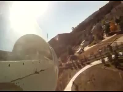 Landing A Plane On The Road Gone Totally Wrong