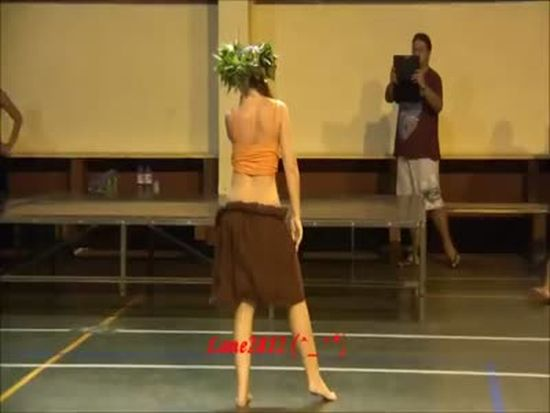 Tahitian Dancing Style Is Awesome