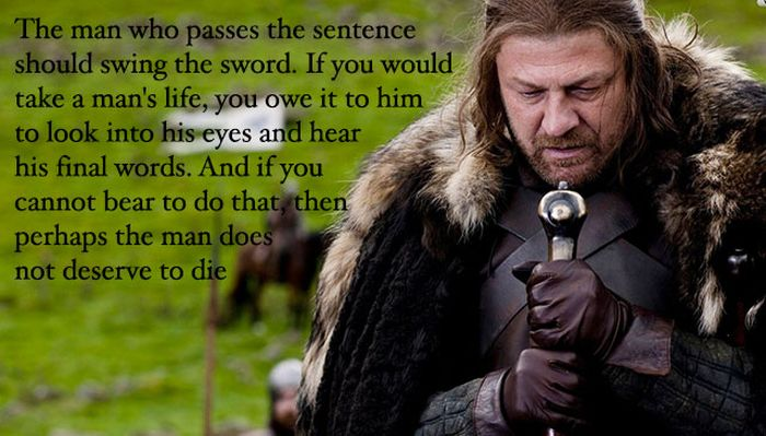 14 Unforgettable Quotes From Game Of Thrones (14 pics)