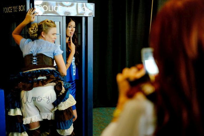 Cool Costumes From Comic Con 2014 (37 pics)