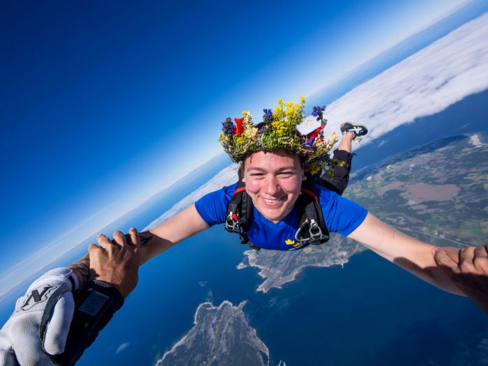 You Get The Best Views When You Go Skydiving (40 pics)