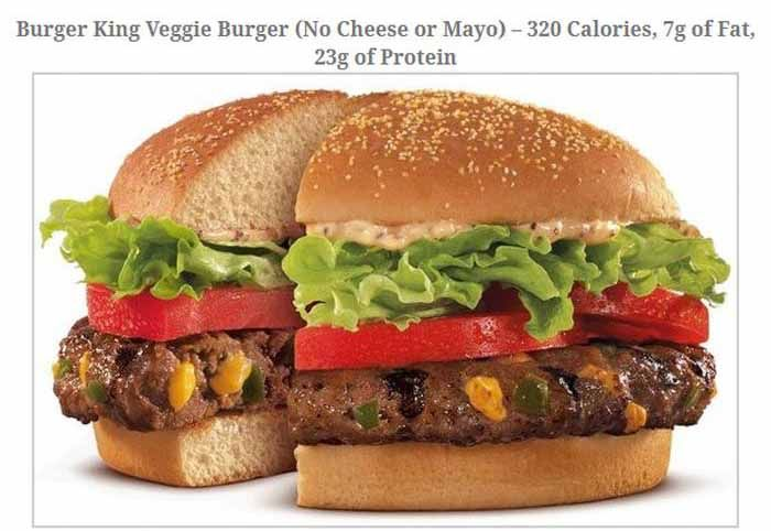 How To Eat Healthy At Fast Food Restaurants (13 pics)