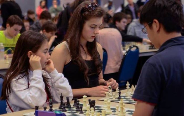 This Is The Hottest Chess Player On The Planet (20 pics)