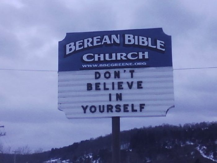 When Religion Makes Itself Look Bad (34 pics)