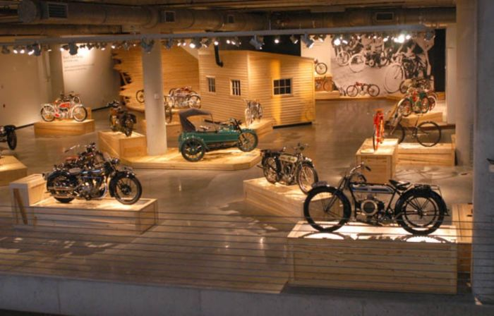The George Barber Motorcycle Museum Is Epic (45 pics)