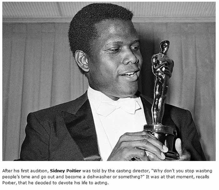 Famous People Prove You Should Never Give Up (19 pics)