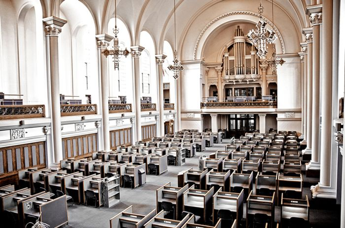 Churches Get Converted Into Something Else Entirely (17 pics)