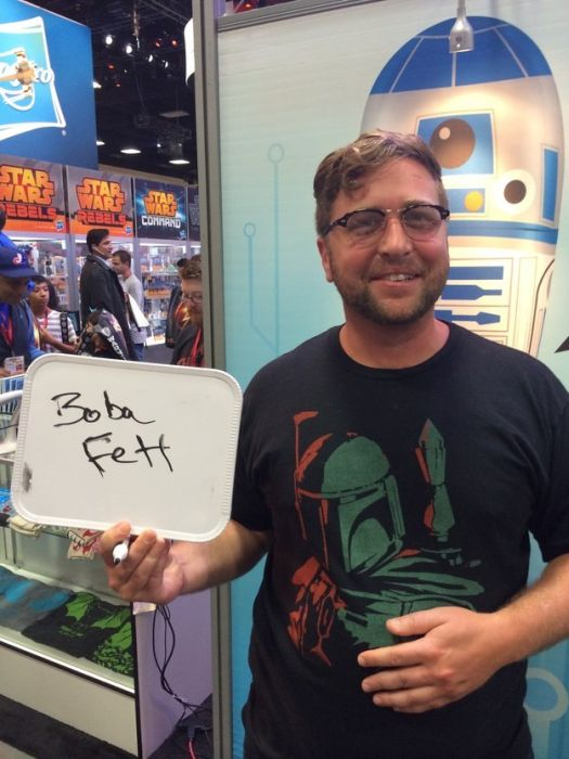 Star Wars Fans On What They Want In Episode VII (45 pics)
