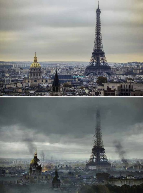 What The World Will Look Like After The Apocalypse (42 pics)