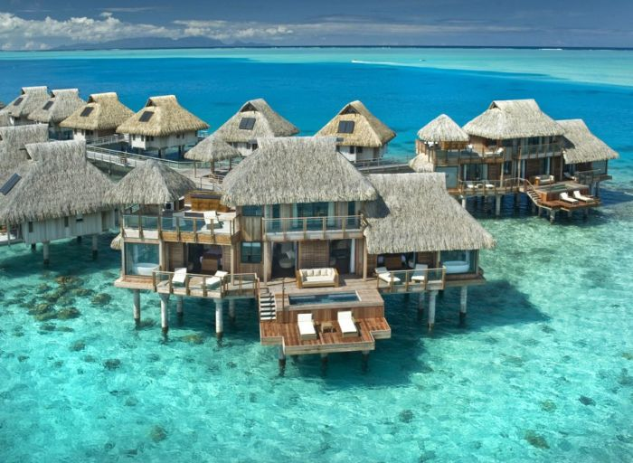 Bora Bora Is A Magical Place (31 pics)