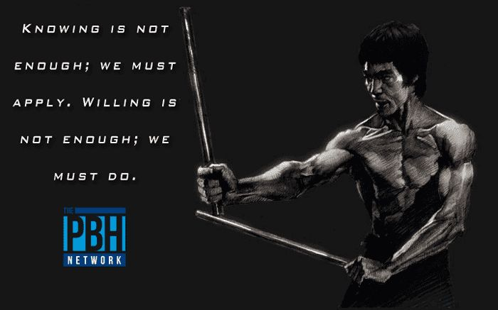 These Bruce Lee Quotes Will Make You Into A Ninja (40 pics)