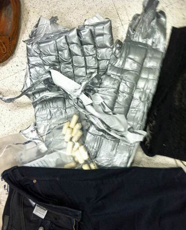 When Drug Smuggling Goes Wrong (23 pics)