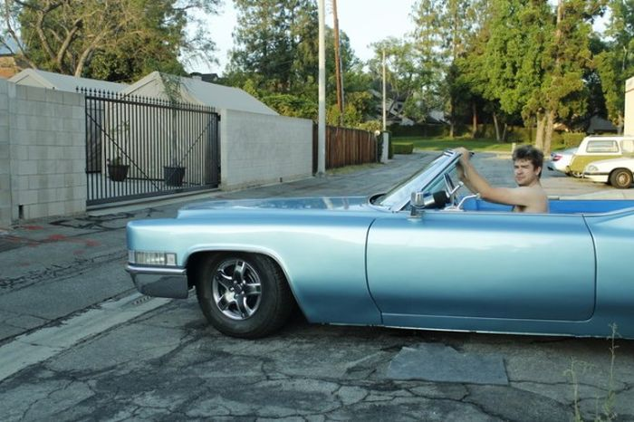 1969 Cadillac Converted Into A Mobile Hot Tub (20 pics)