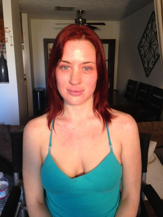 Before And After Makeup Transformations (52 pics)
