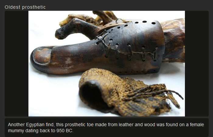 Old Examples Of Common Things (10 pics)