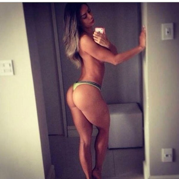 Fitness Girls Are Athletic And Sexy (45 pics)