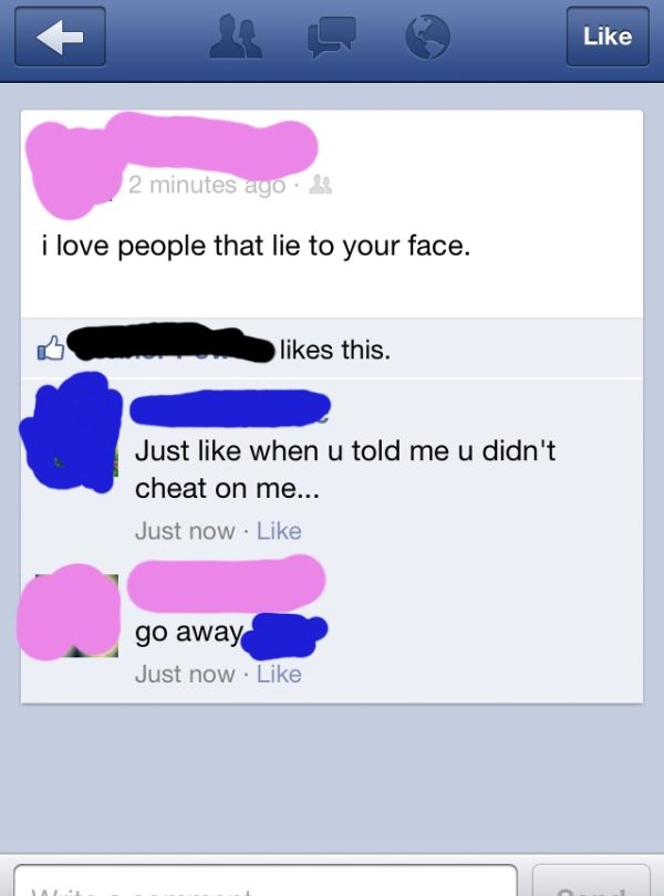 When Liars Use The Internet (22 pics)