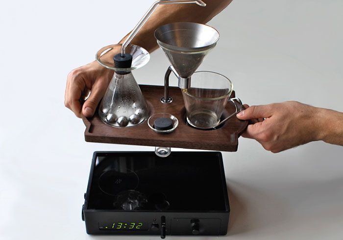 Everyone Needs A Coffee Alarm Clock (12 pics)