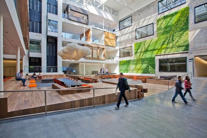 en iyi ofis dizaynları, en iyi ofis renkleri,  en iyi ofis tasarımları,
