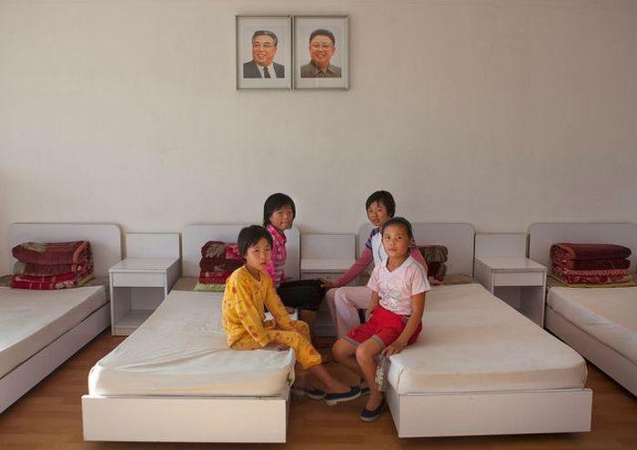 Life Inside Of A North Korean Summer Camp (49 pics)