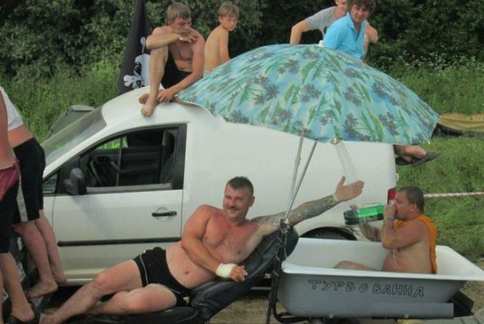 Things That Could Only Happen In Russia (47 pics)