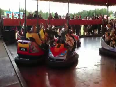 Epic Knights Fight On Motordrome