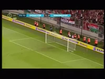 Beceriksiz Futbolcu Golü atamıyor